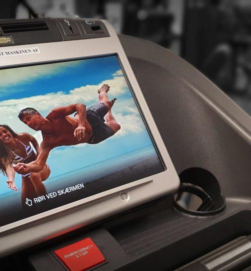 Personlig træning, sport, fitness